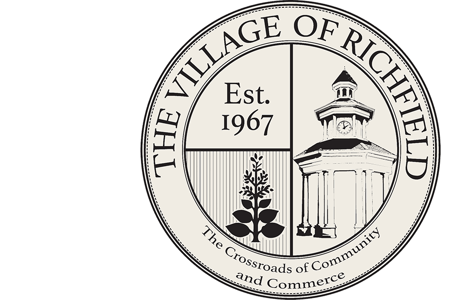 Logo Village of Richfield web (wide right dhift)